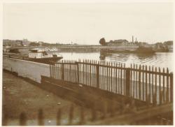 [Construction du port Edouard-Herriot, avant 1939]