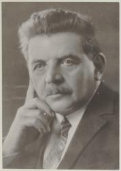 [Edouard Herriot, maire de Lyon]