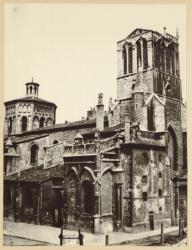 [L'église Saint-Paul vue depuis la place Gerson]