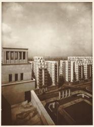 [Les Gratte-Ciel, Villeurbanne, vers 1934]