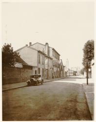 [Quartier des Gratte-Ciel, Villeurbanne, vers 1934]