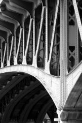 Ponts et passerelles 36/39 : Tablier et charpente métallique