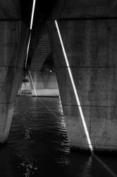 Ponts et passerelles 33/39 : Jeux de lumière...