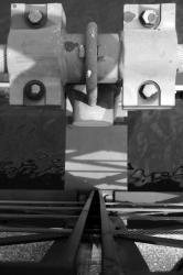 Ponts et passerelles 29/39 : Platine d'attache des câbles