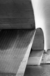 Ponts et passerelles 15/39 : Piles et tablier...