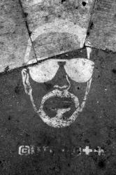 Ponts et passerelles 12/39 : Peinture sur trottoir