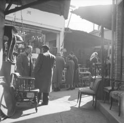 Le Biron, Paris vers 1956