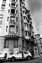 Immeuble rue Félix Jacquier