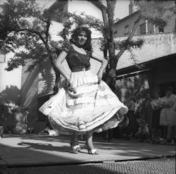 Flamenko à la kermesse de l'école