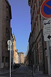 Perspectives aléatoires 02/10 : Rue Saint-Paul/Quai Pierre Scize