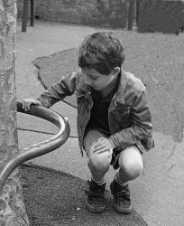 La vie au bord de la Saône 06/17 : Etude enfantine