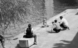 La vie au bord de la Saône 08/17 : Répétition théâtrale
