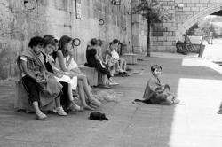 La vie au bord de la Saône 09/17 : Répétition théâtrale