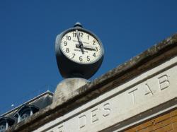 Horloge de la Manufacture des tabacs, Université Jean Moulin-Lyon III