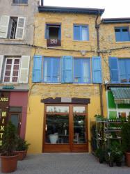 Maison natale de Georges-Antoine Simonet
