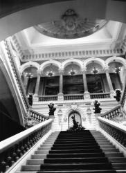 L'escalier d'honneur de la préfecture