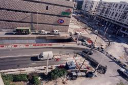 [Construction Tramway Rue Servient]