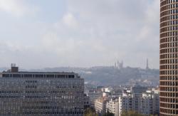 [Le 3e arrondissement et la colline de Fourvière]