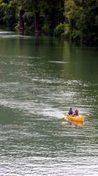 Balade fluviale 01/12 : En kayak...