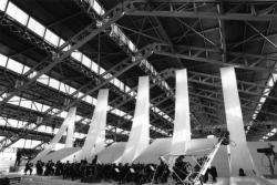 [Halle Tony Garnier : répétition de l'Orchestre national de Lyon (ONL)]
