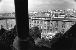 [Restructuration du musée des Beaux-Arts de Lyon (acte I). Début du chantier de l'aile Edouard-Herriot]