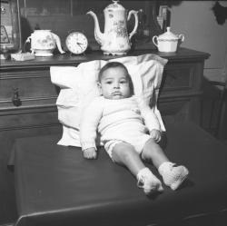 [Portrait du nouveau né]