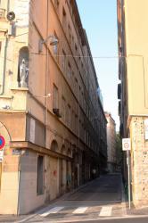 Perspectives aléatoires 03/10 : Rue des Augustins/Quai Saint-Vincent