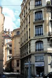 Perspectives aléatoires 04/10 : Rue Pareille/Quai Saint-Vincent