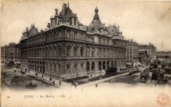 Lyon. - La Bourse