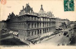 Lyon. - Palais de la Bourse