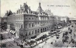 Lyon : Le Palais de la Bourse