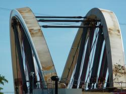Arcs du pont Raymond-Barre