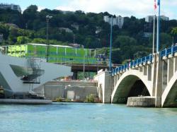 Ponts Raymond-Barre et Pasteur