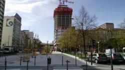 [Chantier de la tour Incity]