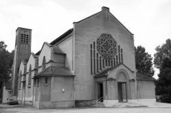 Eglise de la Sainte-Famille à Villeurbanne