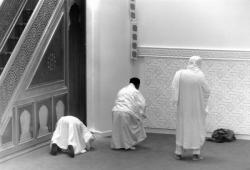 [Inauguration de la Grande mosquée de Lyon]