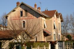 La Cité Tase, logements des contremaîtres, allée du Square