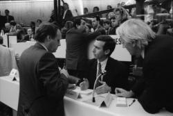 [Election du président de la CoUrLy (1989)]