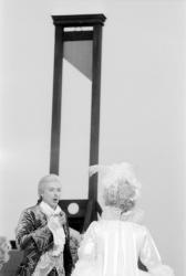 """[""""Andrea Chénier"""" de Giordano au Théâtre de Fourvière]"""