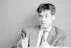 [Yves Barral, directeur de l'Institut des PME de Lyon]