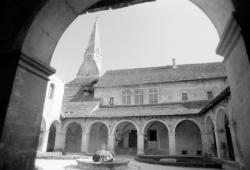 [L'Eglise Saint Jean-Baptiste à Crémieu]