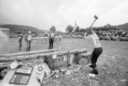 [2e Championnat régional des bûcherons (1989)]