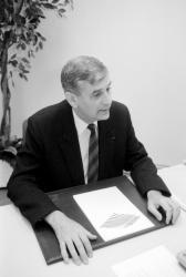 [Antoine Ulrich, directeur général d'Interépargne]