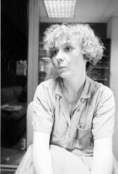 [Elections européennes de 1989 : Margueritte-Marie Dinguirard, candidate écologiste]