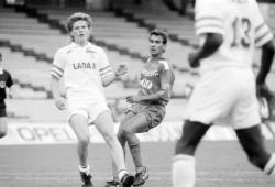 [Football : Olympique lyonnais - A.S. Monaco (0-1)]
