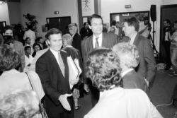 """[Réunion """"Lyon Confluent, confluences"""", 8-12 juillet 1989]"""