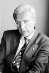 [Loïc Le Masne, président de la Fédération française d'équitation (FFE)]