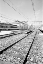 [Passage du TGV à Lyon]