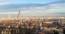 Lyon est Charlie