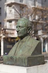 Buste du docteur Lazare Goujon